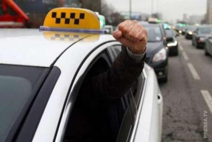 Таксистские будни: неадекват