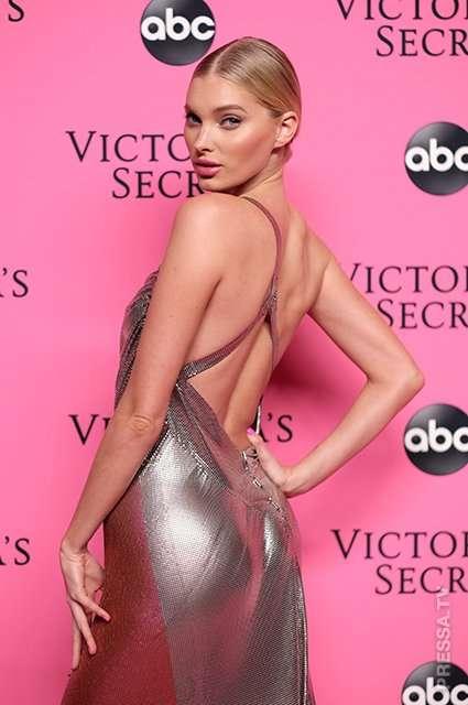 Роскошные девочки Victoria&039;s Secret на красной дорожке вечеринки известного бренда