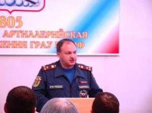 Владимир Хропатый &8212; спас провалившихся под лёд