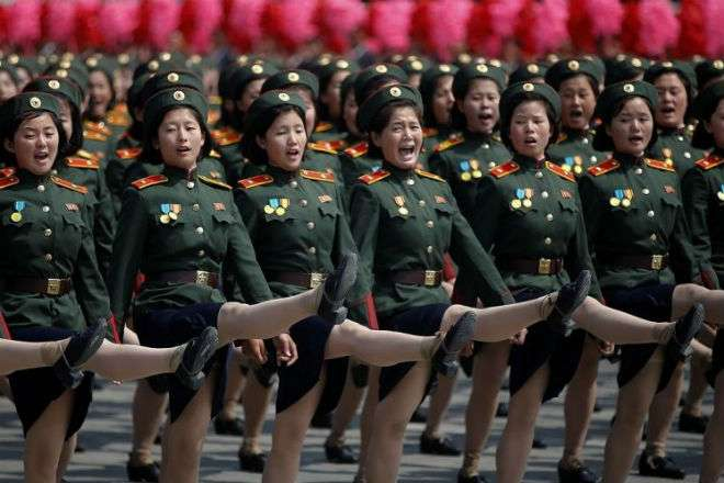 Обычные вещи, которые запрещены в Северной Корее
