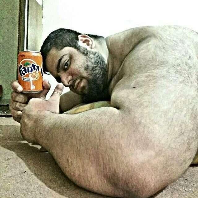 Саджад Гариби — -иранский Халк- с большим сердцем -17 фото-