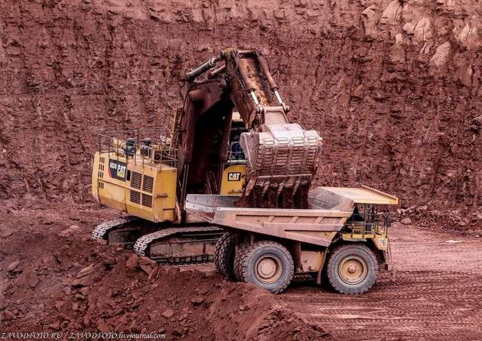 Как добывают алмазы под Архангельском-42 фото-