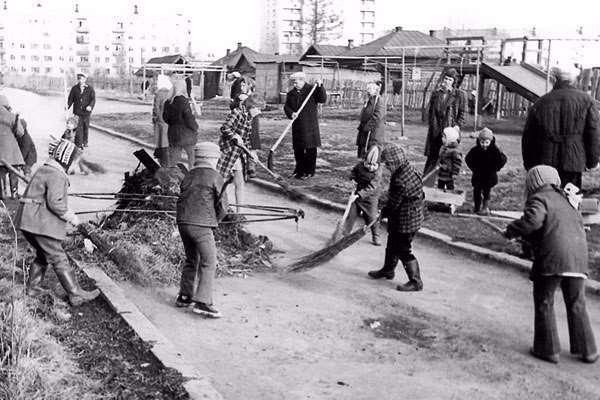 Назад, в СССР! часть 2-45 фото-