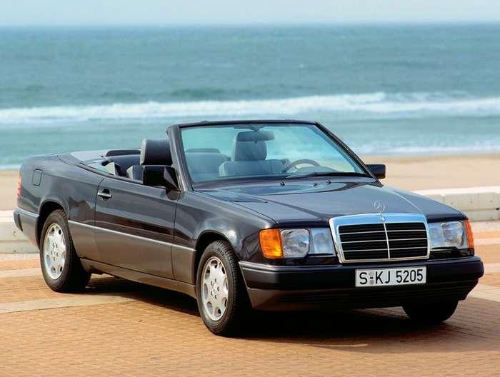 Mercedes E W124 – я легенда! Ностальгия по ушедшему-15 фото-