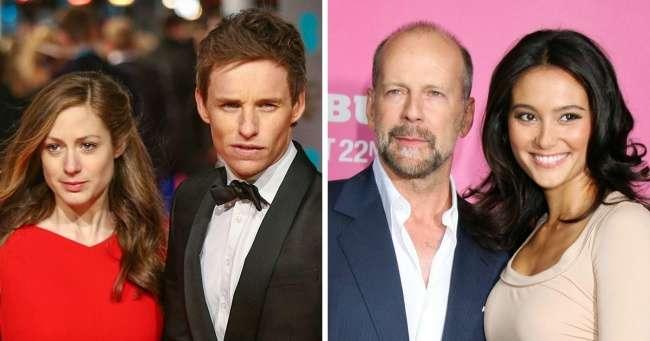 12женщин, которые предпочитают оставаться втени своих знаменитых мужей-актеров