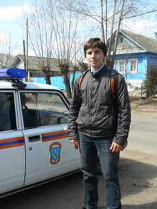 Ринат Тахирович Минигулов — рискуя жизнью спас 4-х человек