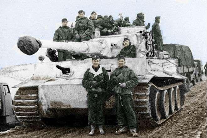 Супер Тигр: неуязвимый танк или просто миф