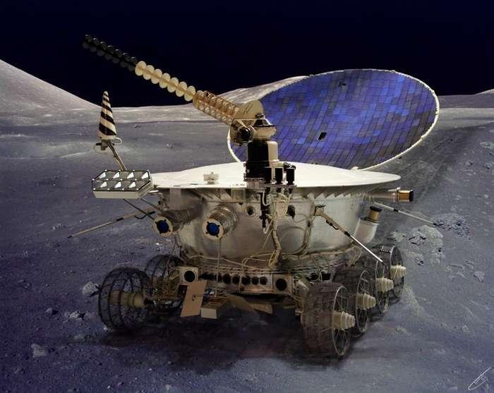 Очень веский и убойный довод против теоретиков -лунного заговора--1 фото-