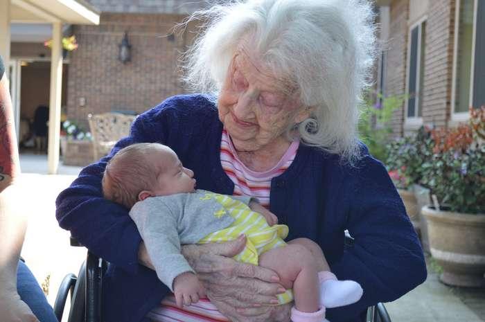 Оказалось, что общение сбабушкой поматеринской линии крайне важно для детей