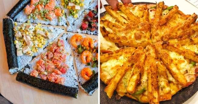 13необычных блюд, которые взорвали интернет в2018 году