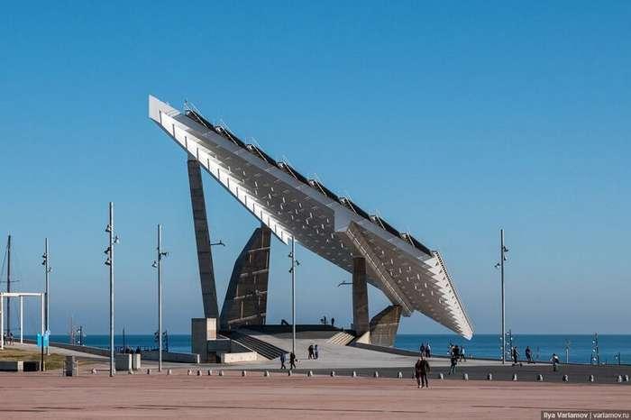 Барселона: геноцид автомобилистов, современная архитектура, вино и хамон-56 фото-
