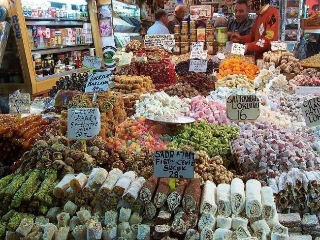 Сластенам на заметку. Что следует попробовать из сладостей при посещении Турции-9 фото-