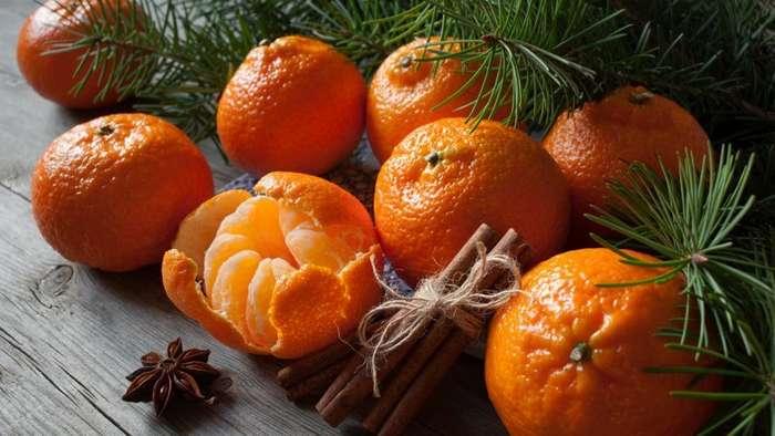 Тонкости выбора мандарин