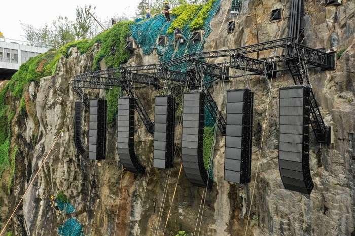 Открылся подземный отель Songjiang InterContinental в окрестностях Шанхая