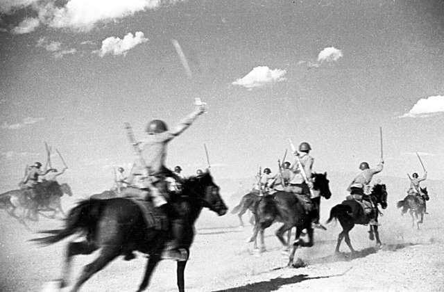 Как животные помогли победить Красной Армии