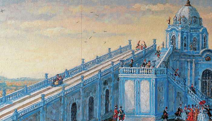 Катальная горка: русская зимняя забава, популярная у простолюдинов и царей