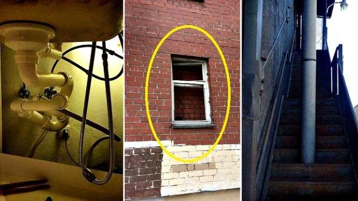17 эпичных казусов, которые случаются, если нанимаешь безумного строителя-экспрессиониста