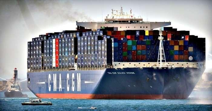5 крупнейших морских судов, по сравнению с которыми «Титаник» кажется просто шлюпкой