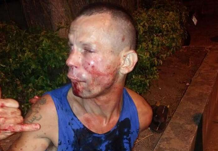 Не на ту напал: вор попытался украсть телефон у девушки, а та оказалась бойцом UFC