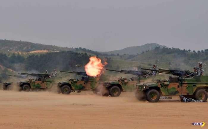 Сообразительные китайцы и шайтан-тачанки ИГИЛ