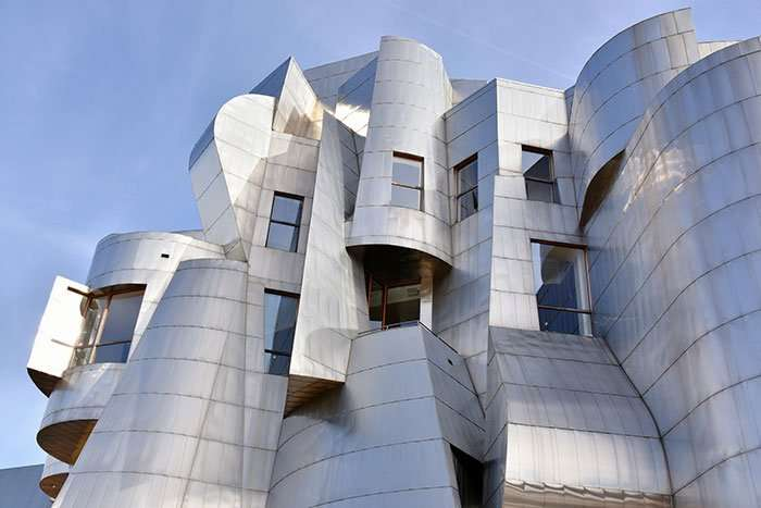 Феноменальная архитектура от Фрэнка Гери