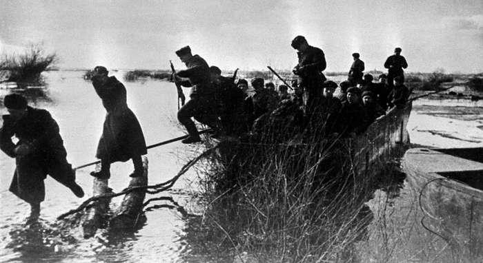 Лейтенант Хмыров, открывший путь на Берлин-4 фото-