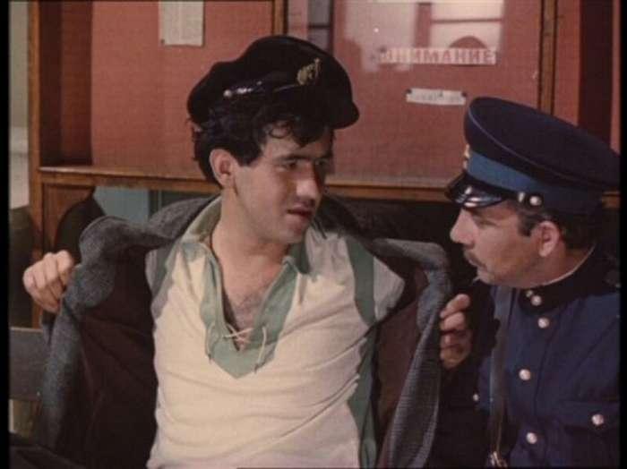 Кто в жизни был карманник Кирпич из фильма -Место встречи изменить нельзя--2 фото-
