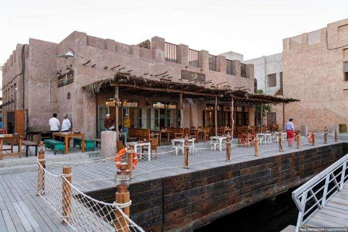 Дубай: общественные пространства в автомобильном городе -44 фото-