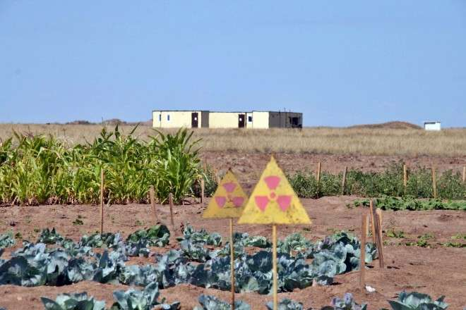 Зона ядерной войны: семипалатинский полигон