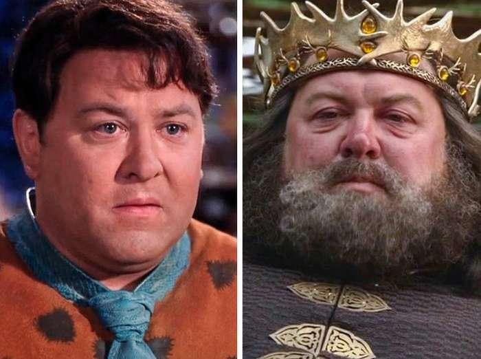 17актеров из-Игры престолов-, которые когда-то выглядели совершенно иначе