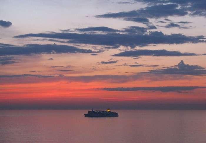 Барселона в морском круизе-47 фото-