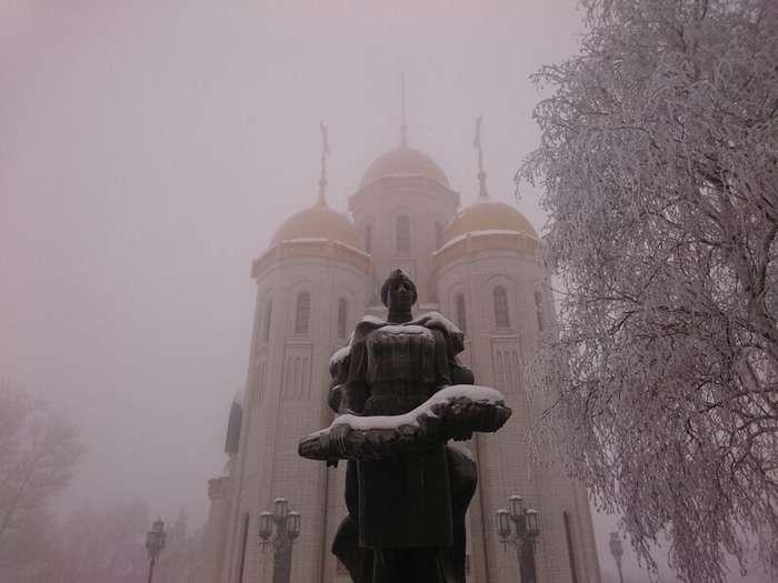 Мамаев Курган-6 фото + 1 видео-