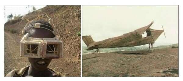 Культ карго: зачем папуасы делают самолеты из соломы и навоза-9 фото + 1 видео-