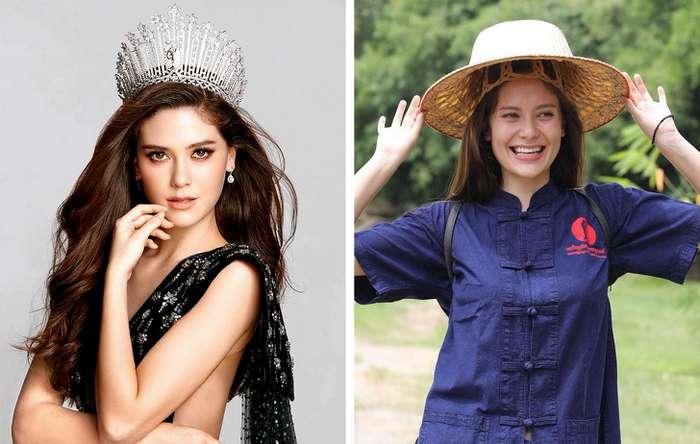 Как выглядят участницы конкурсов красоты вповседневной жизни ибез макияжа (Нам так даже больше нравится)