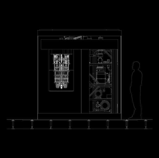 IBM представила свой первый квантовый компьютер массового производства -2 фото + видео-