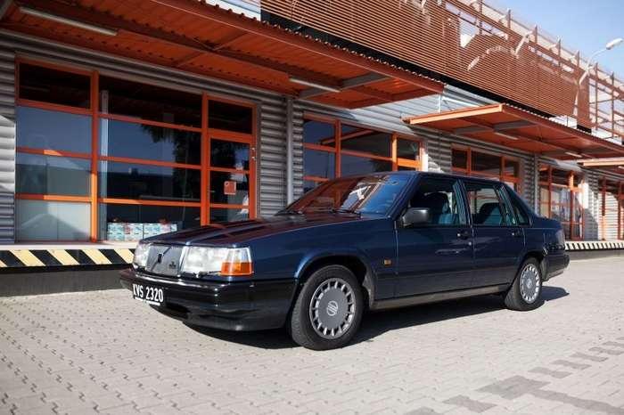 Volvo 940 GLE — янгтаймер из 90-х (27 фото + 1 видео)