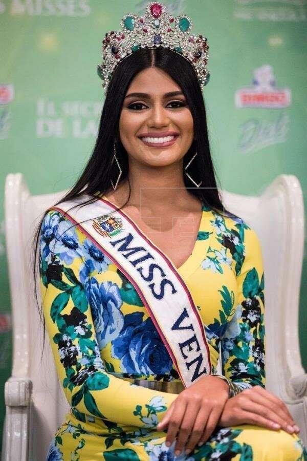 Венесуэла официально признана страной самых красивых женщин-19 фото-