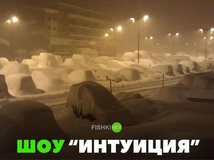 Подборка автомобильных приколов за 23 января 2019 (35 фото)
