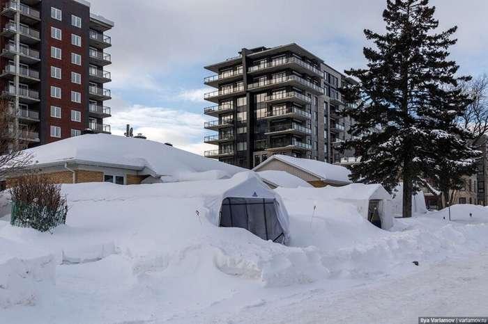 Квебек – це Європа! Только снега много-61 фото-