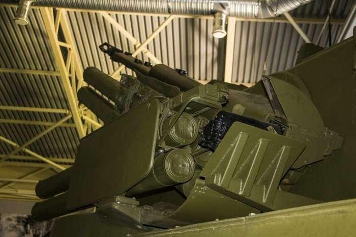 Рассказы об оружии. ЗРПК «Тунгуска-М» снаружи и внутри интересное