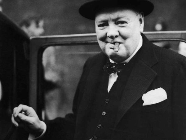 Маленький каприз Черчилля
