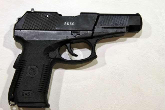 Этот новый российский пистолет мощнее Макарова