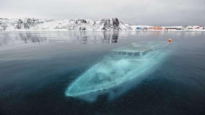 Затонувшие корабли, которые можно увидеть