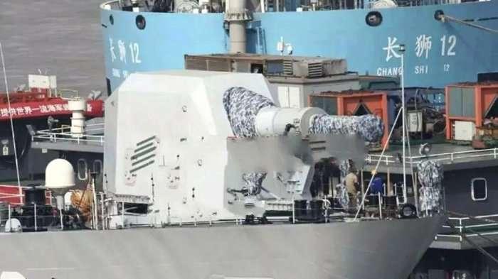 Китай обзавелся новейшим кораблем и мощной пушкой, каких нет в России и США
