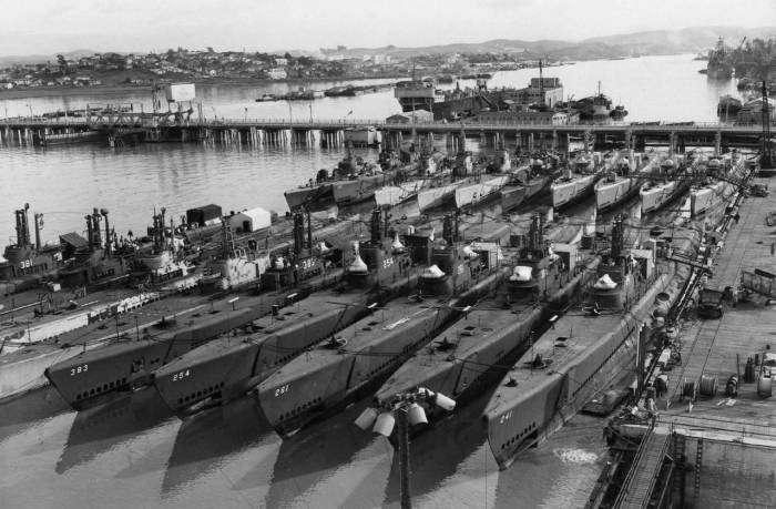 Невидимая угроза: 5 лучших подводных лодок Второй мировой войны