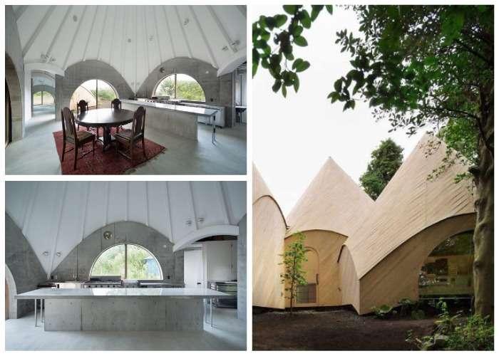 Вычурность японской архитектуры: искажения или настоящие шедевры