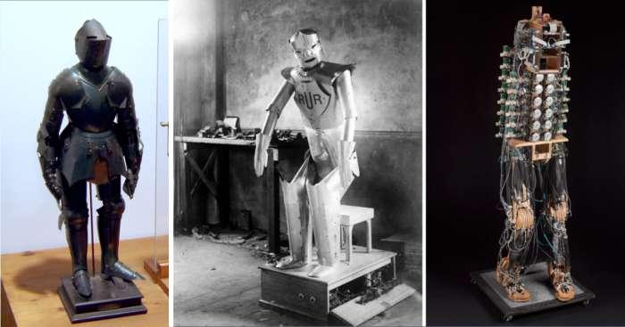 Фантастика, ставшая реальностью: история развития роботов от Древней Греции до середины XX века