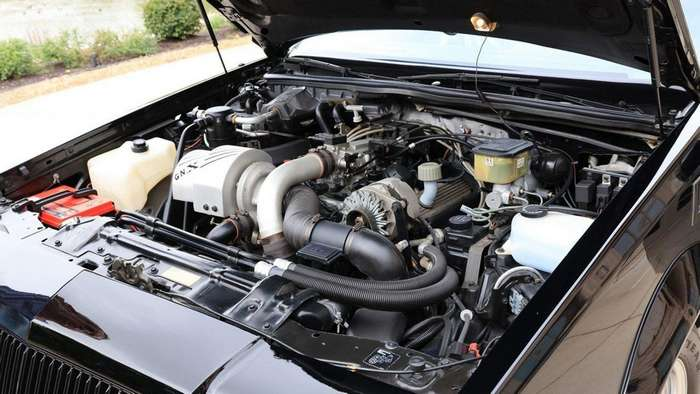 Культовый Buick GNX без пробега продадут на аукционе