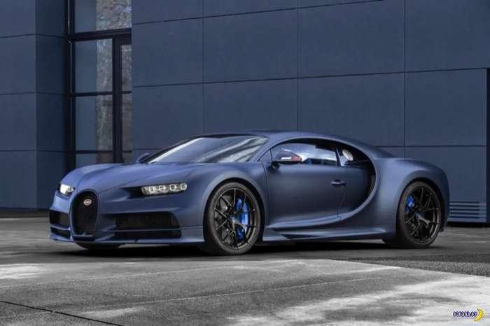 Самый крутой Bugatti!