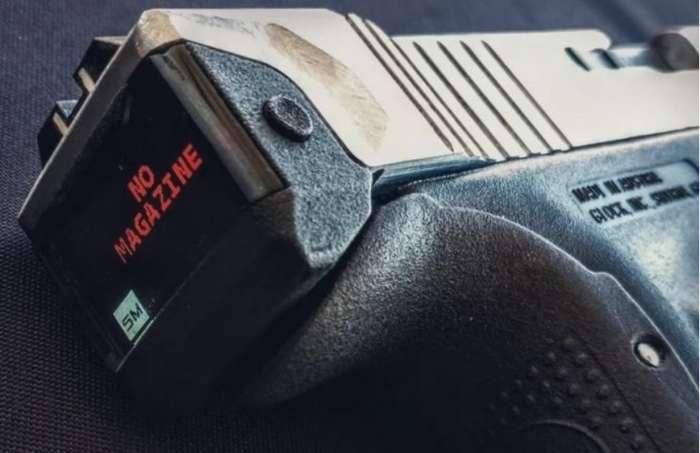 Glock-17 теперь со счетчиком боеприпасов и приложением для смартфона